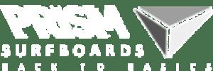 Log Prism Surfboards Blanc
