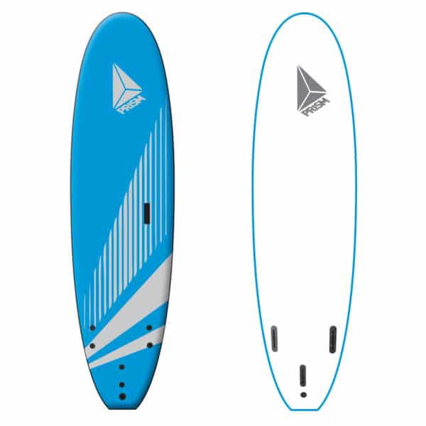 Softboard 7'0 avec poignée Prism Surfboards