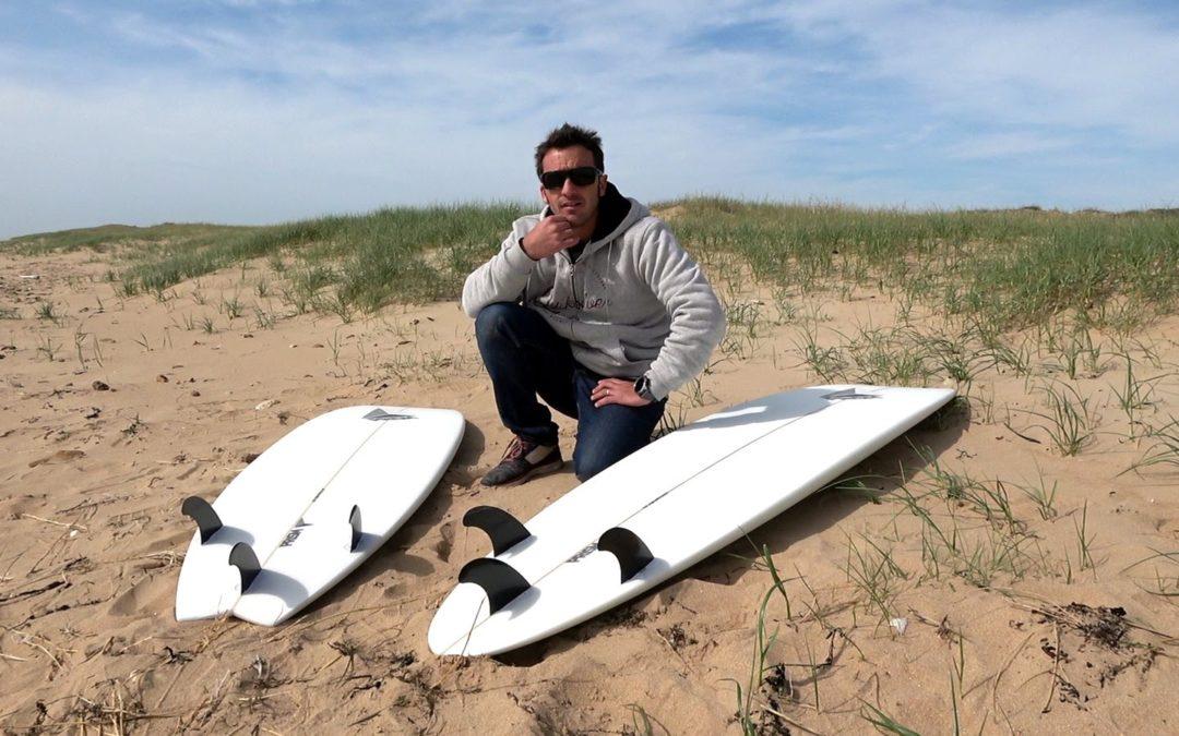 ¿Cómo elegir la tabla de surf adecuada?