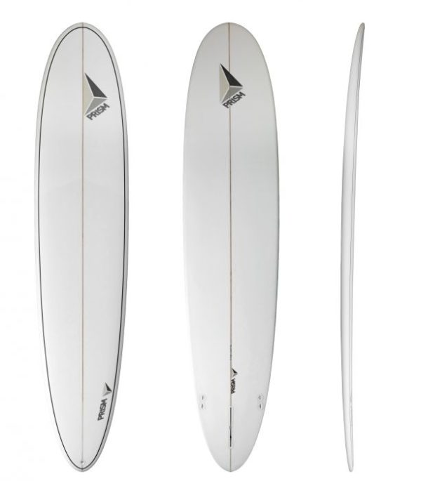 Longboard 9'1 Tri fin US BOX Prism Surfboards