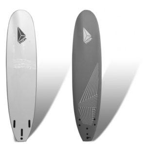 Softboard 8'0 Gris Prism Surfboards