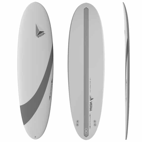 Egg 6'10 epoxy/carbone Prism Surfboards