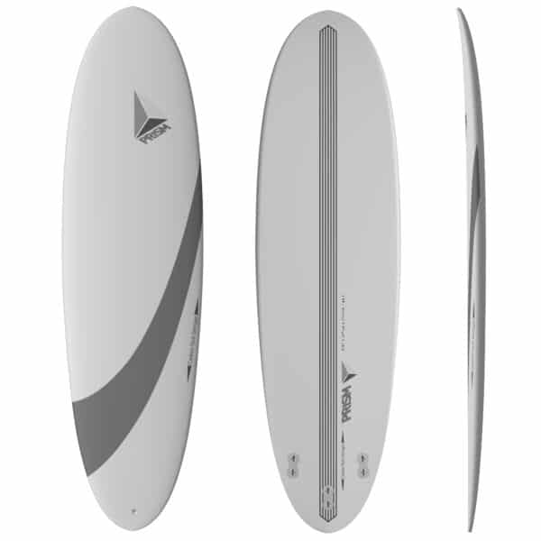 Egg 6'6 Epoxy/carbone Prism Surfboards