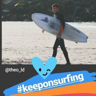 Encore une belle session pour Theo 😎🤙 #surfboard #summer #surf #happysurf #lifeisabeach