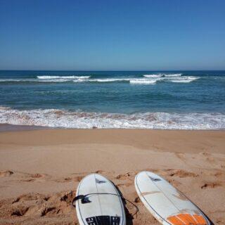 À quand le retour des beaux jours ? ☀️ 🌊 🏄🏽♂️ #surf #prismsurfboards #summer